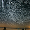 Star Trails 1 by Benjamin Reed