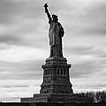 Statue Of Liberty National Monument Liberty Island New York City by Joe Fox
