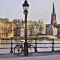 Stockholm 6 by Yury Malkov