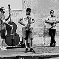 Street Musicians Of Rome by Mountain Dreams
