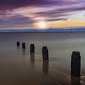 Sunset Beach by Ian Mitchell