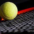 Tennis Equipment by Michal Bednarek