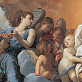 The Assumption Of The Virgin Mary by Guido Reni