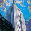 The Empire State Building by Jon Neidert