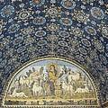 The Good Shepherd. 5th C. Italy by Everett