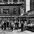 The Market At Pike Place by David Patterson