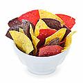 Tortilla Chips by Elena Elisseeva