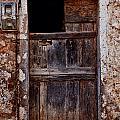 Traditional Door by Emmanouil Klimis