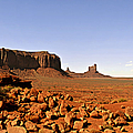 Utah's Iconic Monument Valley by Christine Till