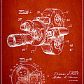 Vintage Camera Patent Drawing From 1938 by Aged Pixel