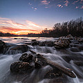 Wild River by Davorin Mance