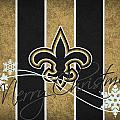New Orleans Saints by Joe Hamilton