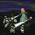 165 -   Lindas Nightwalk by Irmgard Schoendorf Welch