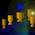 170 - Golden Goblets  ...