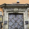 1776 Door on Pfaffen...