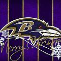 Baltimore Ravens by Joe Hamilton