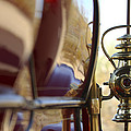 1903 Pope Hartford Model B 1 Cylinder 10 Hp 4 Passenger Dos Y Dos Chain Drive Lamp by Jill Reger