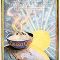 1906 - Quaker Oats Cereal Advertisement - Color by John Madison