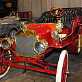 1908 Ford Model T Touring 5d25558 by Wingsdomain Art and Photography