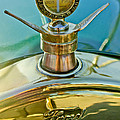 1923 Ford Model T Hood Ornament by Jill Reger