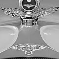1926 Duesenberg Model A Boyce Motometer 2 by Jill Reger
