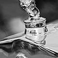 1927 Franklin Sedan Hood Ornament 2 by Jill Reger