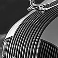 1935 Pontiac Sedan Hood Ornament 3 by Jill Reger