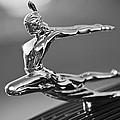 1935 Pontiac Sedan Hood Ornament 4 by Jill Reger