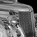 1936 Ford - Stainless Steel Body by Jill Reger