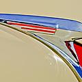 1940 Chevrolet Pickup Hood Ornament 2 by Jill Reger