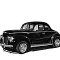 1940 Ford Restro Rod by Jack Pumphrey