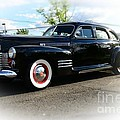 1941 Cadillac Coupe by Paul Ward