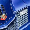 1941 Cadillac Emblem by Jill Reger