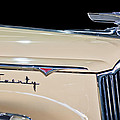 1941 Packard Hood Ornament by Jill Reger
