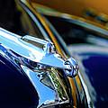1947 Packard Hood Ornament 4 by Jill Reger