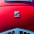 1950 Healey Silverston Sports Roadster Emblem by Jill Reger