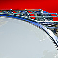1950 Plymouth Hood Ornament 3 by Jill Reger
