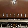 1955 Packard 400 Hood Ornament by Jill Reger