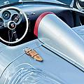 1955 Porsche Spyder  by Jill Reger
