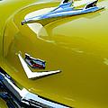 1956 Chevrolet Hood Ornament 3 by Jill Reger