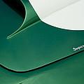 1959 Aston Martin Db4 Gt Hood  by Jill Reger
