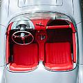 1960 Chevrolet Corvette Interior by Jill Reger