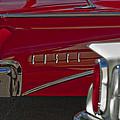 1960 Edsel Taillight by Jill Reger