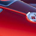 1963 Chevrolet Corvette Split Window by Jill Reger