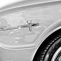 1963 Ford Falcon Sprint Side Emblem by Jill Reger