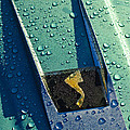 1963 Studebaker Avanti Hood Ornament by Jill Reger