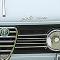 1968 Alfa Romeo Giulia Super Grille by Jill Reger