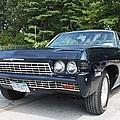 1968 Chevrolet Impala Sedan by John Telfer
