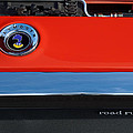 1972 Plymouth Road Runner Hood Emblem by Jill Reger