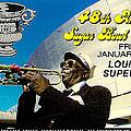1982 Sugar Bowl Ticket by David Patterson